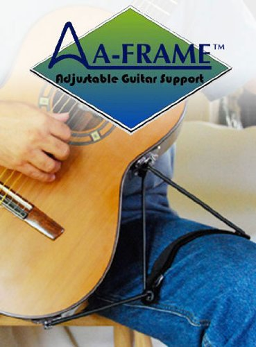 A-Frame Guitar Support