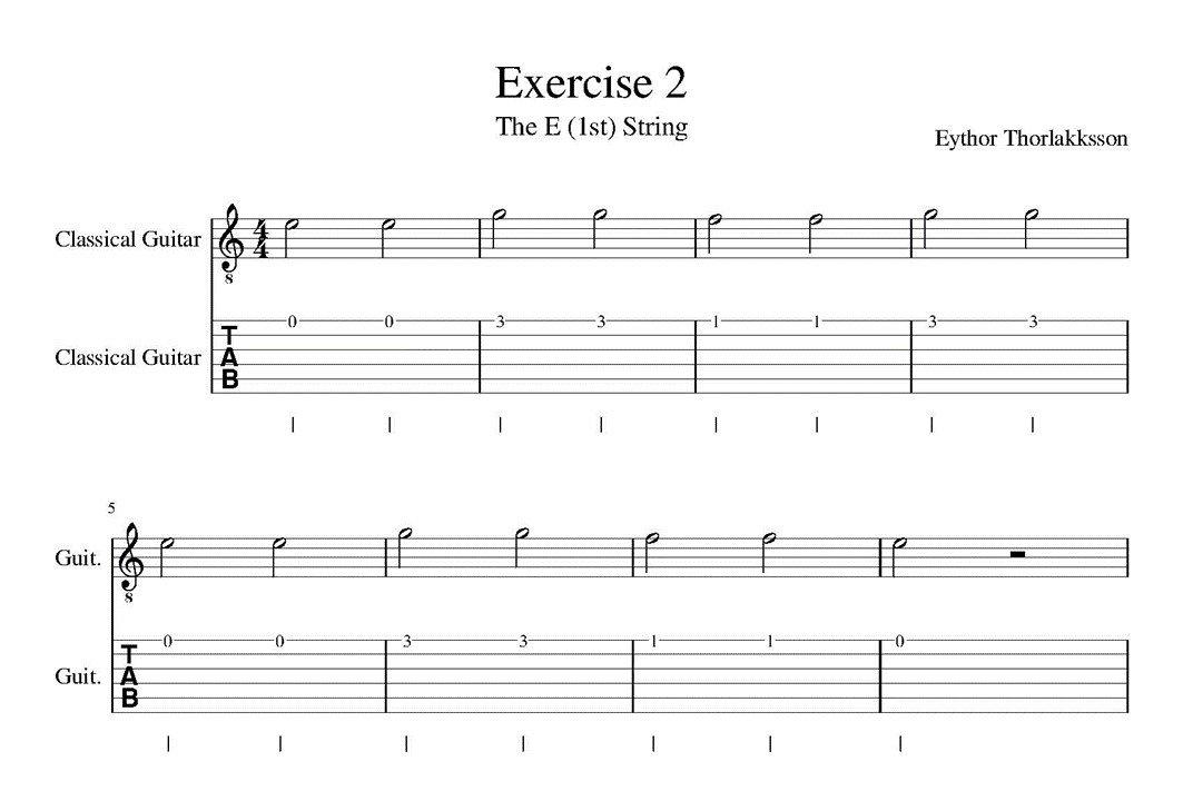 Free Guitar Lesson_Ex2