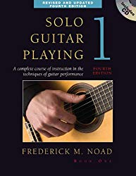 Frederick Noad Solo Guitar Playing Volume I